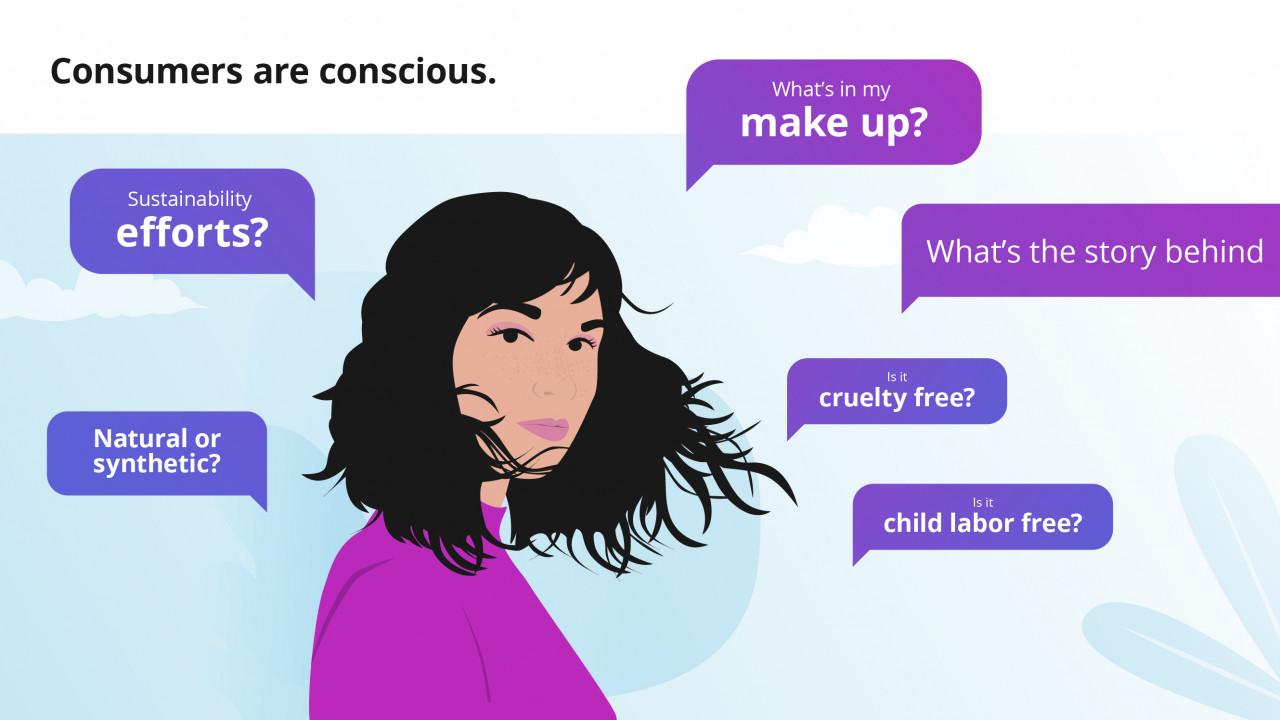 CAE Cloisonne Vivid Raspberry Website 01 Consumers are conscious 1276x718px 2x