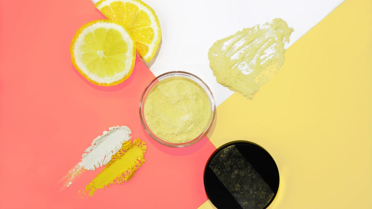 Citrus splash retouched
