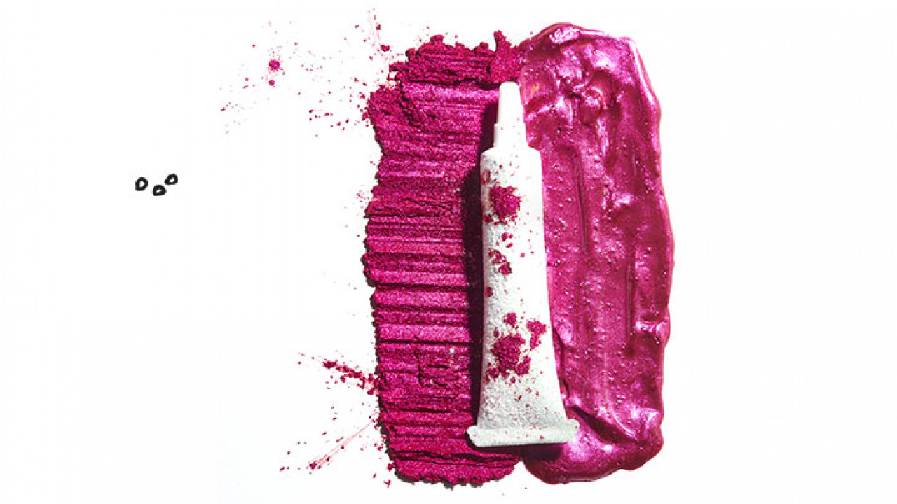 Colors and Effects CCT2021 22 Beast Puffy Paint Changing Fuchsia