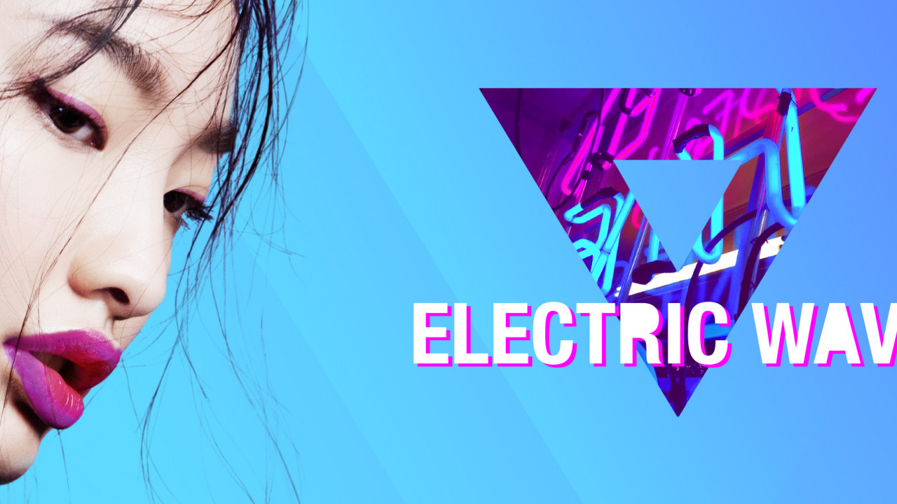 Colors and Effects Pinks not dead Chione Electric wave