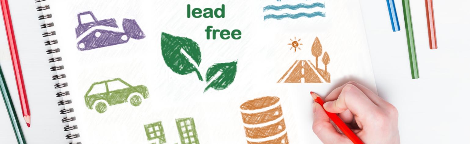 Website Header Lead Free