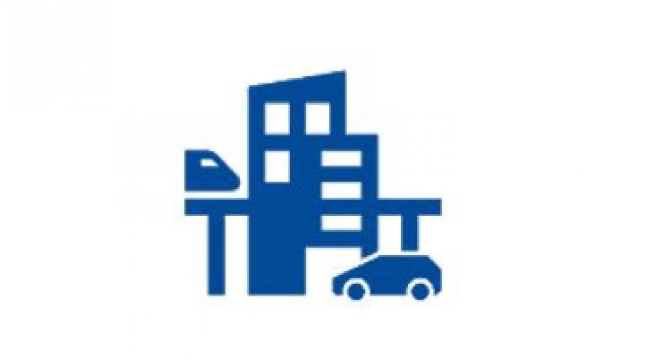 urban mobility icon